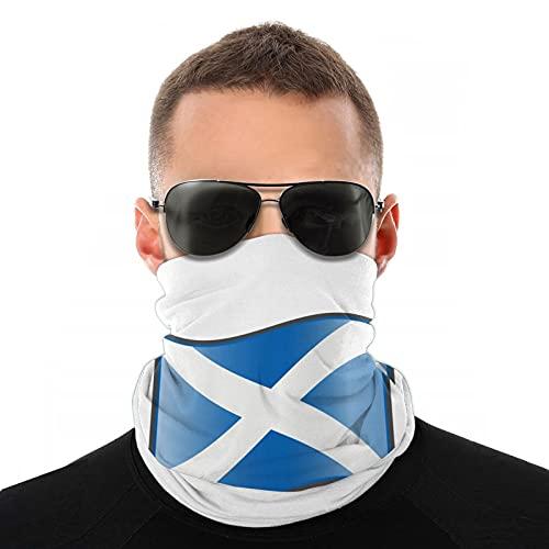Flag_Of_Scotland - Bandanas faciales para el cuello, pasamontañas mágicas para la cabeza, bufanda, sin costuras, alta elasticidad, para yoga, senderismo, pesca