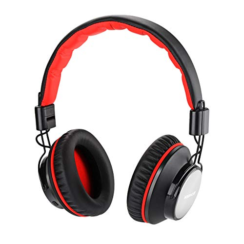 Active Noise Cancelling Bluetooth Headphones, INSERMORE Over Ear Headphones...