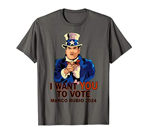 Marco Rubio President Campaign Rubio 2024 T-Shirt