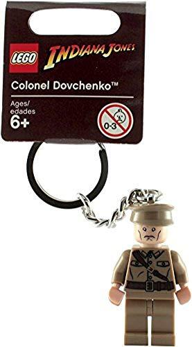 LEGO Indiana Jones: Colonel Dovchenko Porte-Clés
