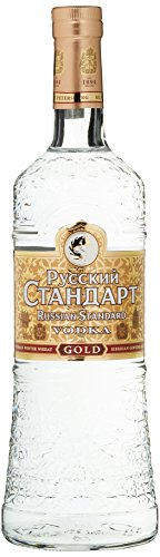 Russian Standard Gold Wodka (1 x 1 l)