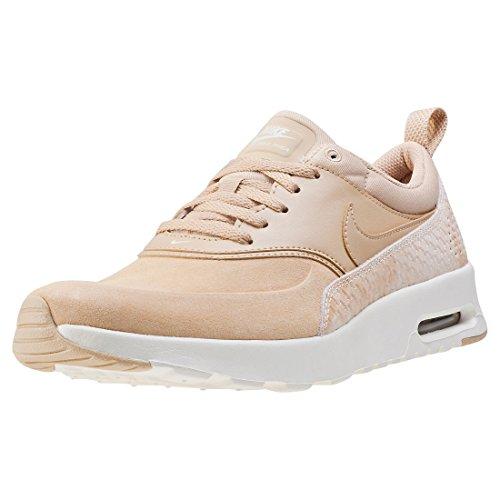 Nike Damen Air Max Thea Premium WMNS 616723-203 Sneaker, Mehrfarbig (Beige 001), 40.5 EU