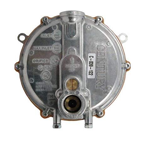 Century Garretson Style Kn Low Pressure Regulator 039-122 Converter Natural Gas Lp