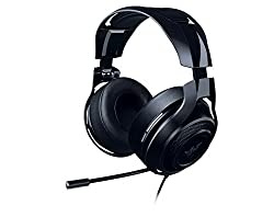 Razer ManO'War 7.1 Surround Sound Gaming Headset Compatible with PC, Mac, Playstation 4, and Xbox One, Wired