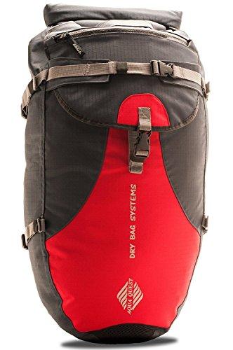 Aqua Quest STYLIN 30L Backpack - 100% Waterproof Backpack Dry Bag for Laptop, School, Travel,...