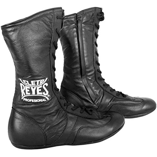 Cleto Reyes Lace Up High Top Boxing Shoes