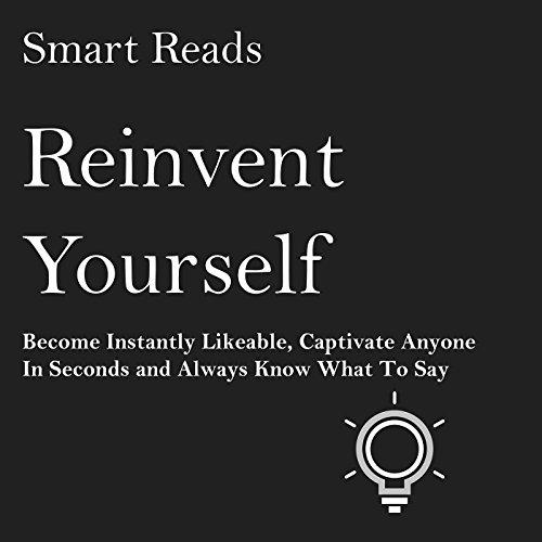 Reinvent Yourself audiobook cover art