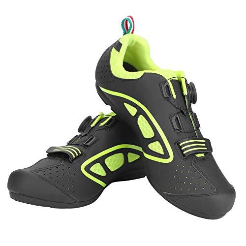 VGEBY1 Fietsschoenen, ademende anti-slip fietsschoenen voor racefietsen en mountainbikes die spinning-schoenen gebruiken