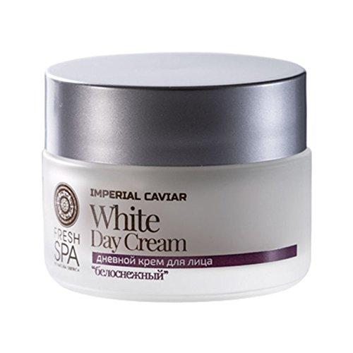 Natura Siberica Crema de Día Blanca, Rejuvenecedora - 50 ml