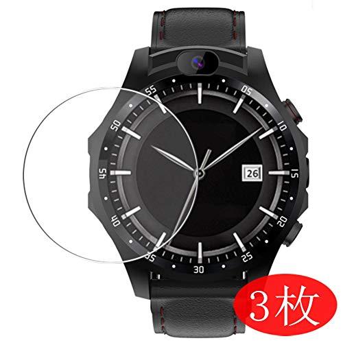 Vaxson 3 Stück Schutzfolie kompatibel mit Smartwatch smart Watch X9 1.61, Displayschutzfolie Bildschirmschutz Blasenfreies TPU Folie [Nicht Panzerglas]