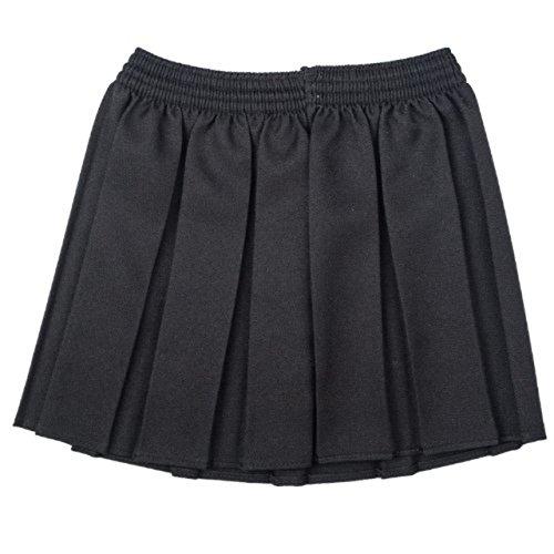 Mädchen Faltenrock Schuluniform, verschiedene Größen und Farben