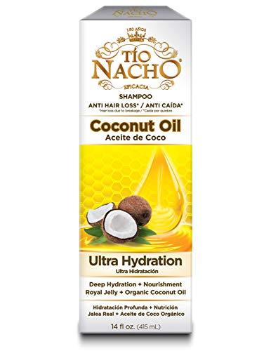 Tio Nacho Ultra Hydration Oil Shampoo, Coconut 14 Fl Oz