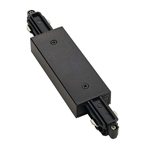 Slv Negro Sistema Conector Longitudinal para Carril Conductor monofásico de Alto Voltaje