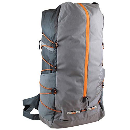 Vertical Mixed Alp Pack 27L Grey