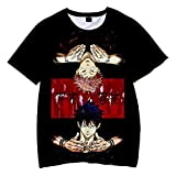 Camiseta para Hombre T-Shirt,Camiseta de Manga Corta de Nueva Fang Yu Spirt T-Shirt-AT41104208_160