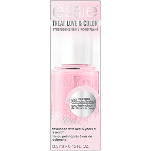 essie Treat Love & Color Nail Polish For Normal to Dry/Brittle Nails, Work For The Glow, 0.46 fl. oz.