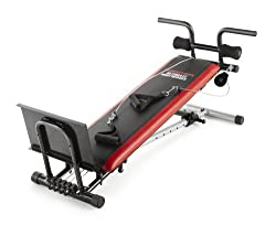 Weider Ultimate Body Works vs Total Gym 1400 Deluxe Bench - Which is Better?