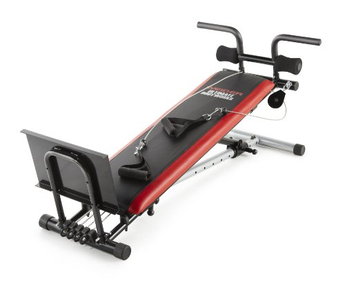 Weider collapsible body workout system equipment