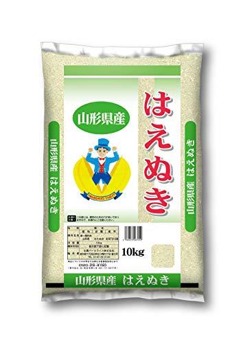 【精米】山形県産白米はえぬき 10kg 平成29年産