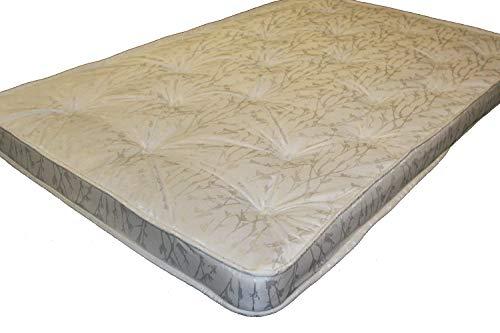 SaveOnGoodsUK Replacement spring sofabed bed settee mattress. Metal action sprung Put You Up sofa matress.Small double