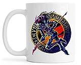 Oscuro Mago de Caos Lustroso Cerámica Taza Mug Glossy Mug Cup
