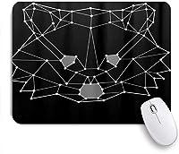 KAPANOUマウスパッド 星の動物のタヌキ多角形 ゲーミング オフィス最適 おしゃれ 防水 耐久性が良い 滑り止めゴム底 ゲーミングなど適用 マウス 用ノートブックコンピュータマウスマット