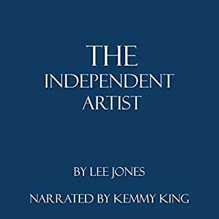 The Independent Artist audiobook cover art