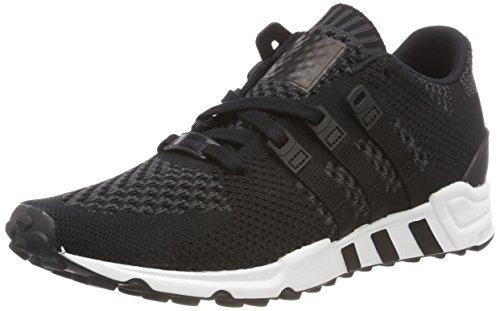 adidas Herren EQT Support RF Primeknit Gymnastikschuhe, Schwarz (Core Black/core Black/FTWR White), 44 2/3 EU