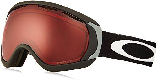 Oakley Canopy Ski Goggles, Matte Black/Prizm Rose