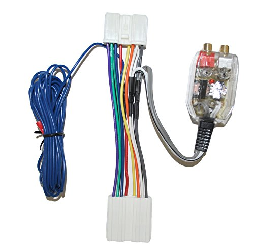 Factory Radio Add A Amp Amplifier Sub Interface Wire Harness Inline  Converter Compatible with Dodge Compatible with Eagle and Compatible with  Mitsubishi- Buy Online in Gibraltar at gibraltar.desertcart.com. ProductId  : 35213764.Desertcart