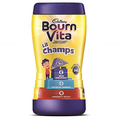 Cadbury Bournvita Little Champs Health Drink 500g Jar