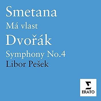Smetana: Má Vlast - Dvorák: Czech Suite & Symphony No.4