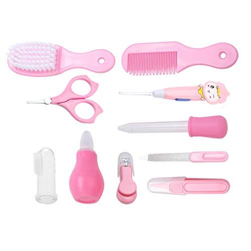 Herramientas para el cuidado de la salud del bebé Material de alta calidad, los productos para el cuidado del bebé satisfacen todo tipo de necesidades,(Pink)