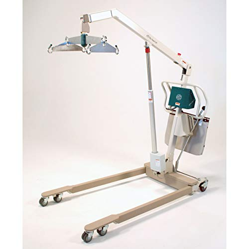 EZ Way Smart Stand Bariatric Patient Lift, 1000 lbs. Capacity (with Scale)