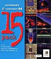 Activision's Commodore 64 15 Pack (輸入版)
