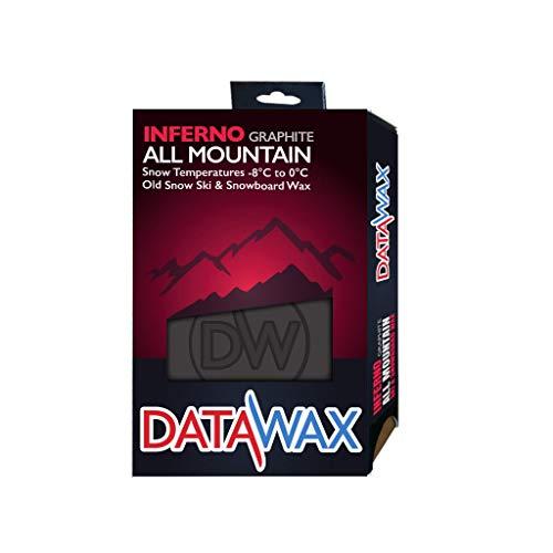 test DataWax Inferno All Mountain Skiwachs, Graphit, 110 g Deutschland