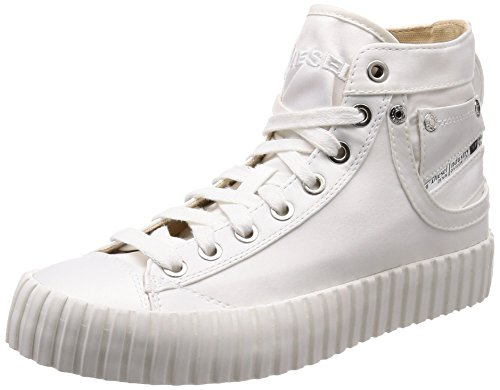 Diesel S-Exposure CMC W Sneaker Damen White (Y01647-pr189-t1003) - 41 - Sneaker High