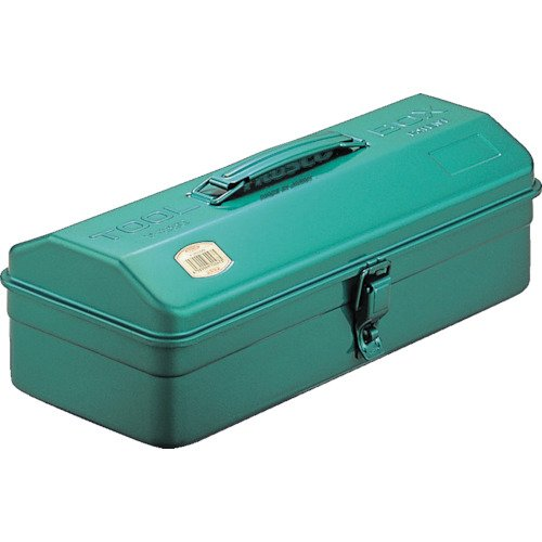 TRUSCO Hip Roof Tool Box Y-350-GN