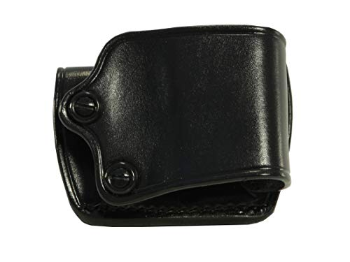 Galco Yaqui Slide Belt Holster for Beretta 92, 96, Sig Sauer P220, P226, P229, Glock 17, 19, 22, 23, 26, 27, 31, 32, 33, 36 (Black, Right-Hand)