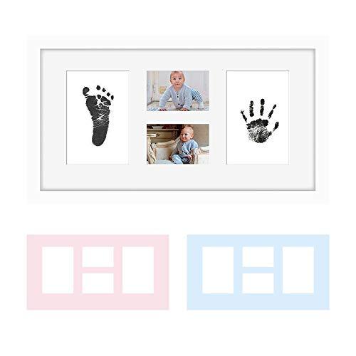 Baby Hand & Footprint Photo Frame Kit –