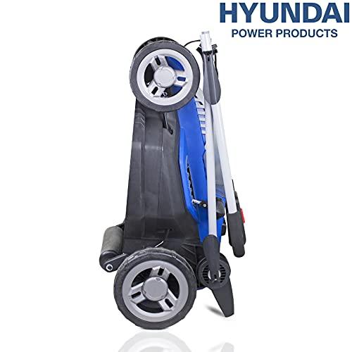 Hyundai Cordless 38cm Review