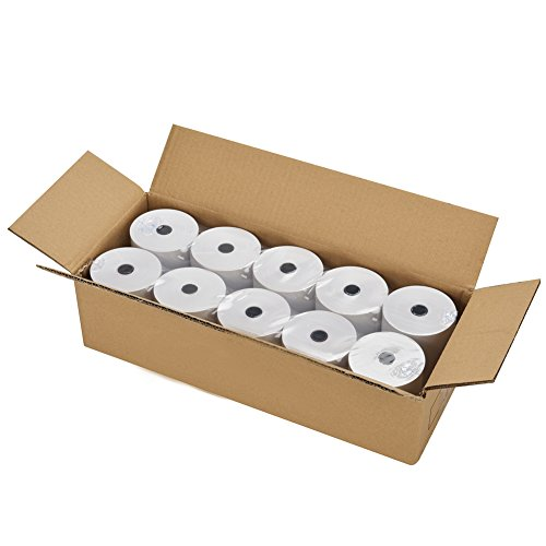 FungLam Thermal Receipt Paper Rolls 3-1/8 x 230ft, 10 rolls