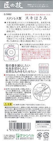 ステンレス製スキはさみG-5002
