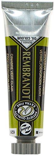 Oleo Rembrandt Cinnabar Green Light +++626 15ml