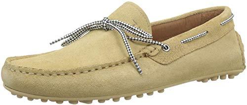 Trussardi Jeans Mocassino, Mocassins (Loafer) Homme, Beige (Sand W110), 42 EU