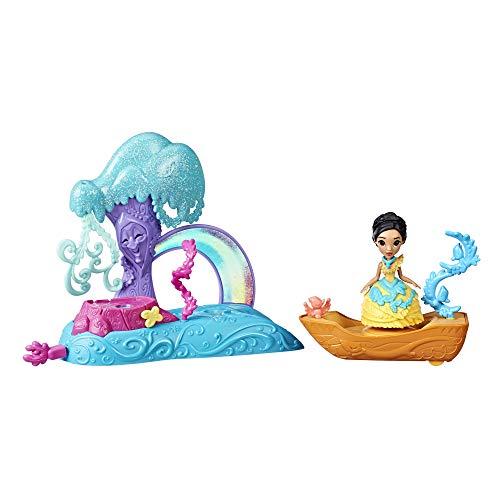 Disney Princess E2777 Mini Playset Pocahontas Moda Muñeca
