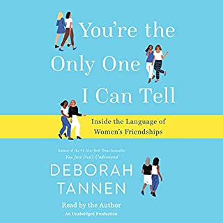 You're the Only One I Can Tell audiobook cover art