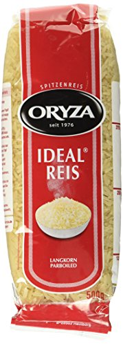 Oryza Ideal-Reis (1 x 500 g Packung)