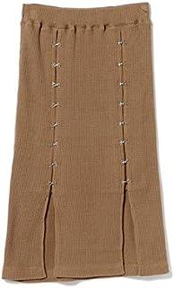 レイ ビームス(Ray BEAMS) Ray BEAMS / ワッフル メタルフック タイト スカート
