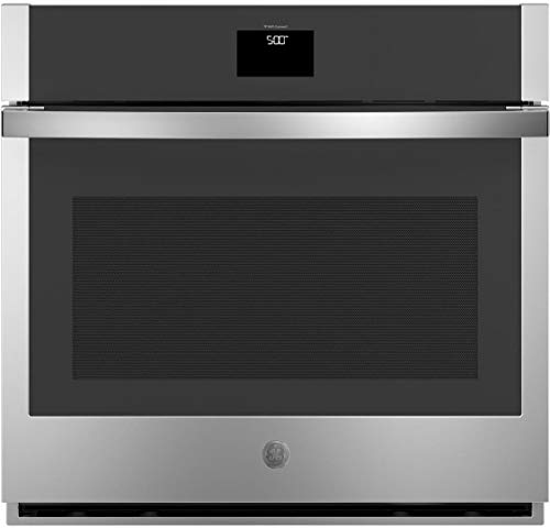 GE JTS5000SNSS 30 Inch Electric Single Wall Oven in Stainless Steel